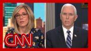Camerota presses Pence on Trump's speech 3
