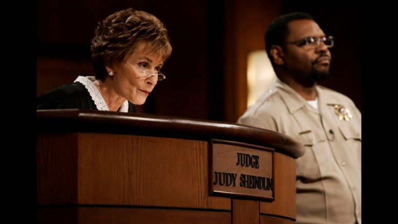 TV critic Bill Brioux on what made 'Judge Judy' so popular 1