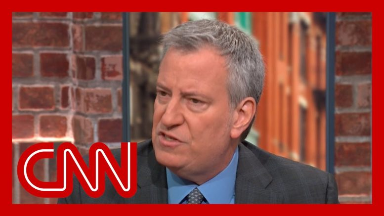 New York City mayor agrees with Trump's travel restrictions 1