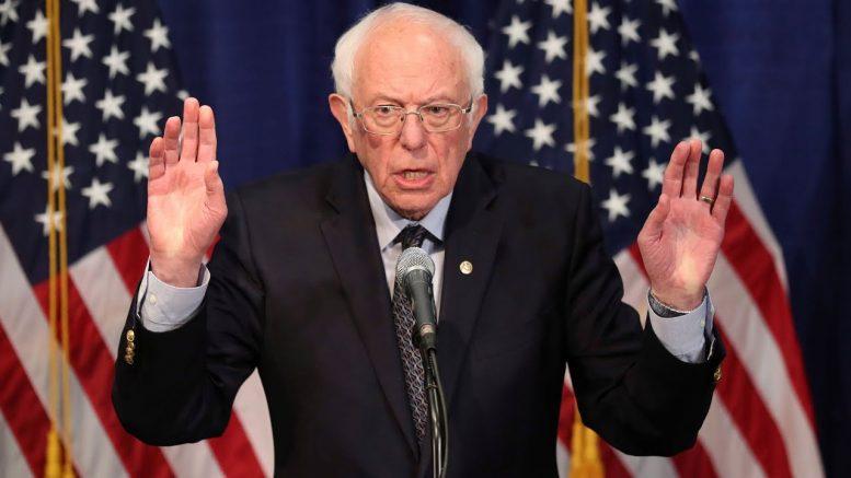 Bernie Sanders vows to continue campaign despite Joe Biden's big win in Michigan 1