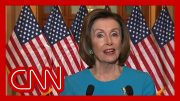 House Speaker Nancy Pelosi says the House will pass coronavirus legislation 5