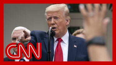Trump declares 'national emergency' for coronavirus 4