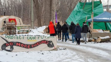 Will the Wet'suwet'en agreement with feds end the blockades? 6