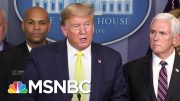 Fmr. Obama Economist: Trump's Coronavirus Payroll Tax Cut Not The Answer | The Last Word | MSNBC 4