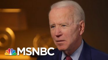 Biden: Trump Has 'No Competence In How To Handle This Crisis' | The Last Word | MSNBC 6