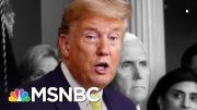 Trump Compared Coronavirus To The Flu. Here's Why That's Bad Idea. | The 11th Hour | MSNBC 3
