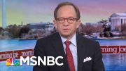 Steve Rattner's Charts: Coronavirus Re-Ignites Recession Fears | Morning Joe | MSNBC 2