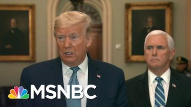 Trump Says White House Doctor 'Sees No Reason' To Test Him For Coronavirus | MSNBC 6
