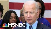 Joe Biden, Bernie Sanders Cancel Rallies Amid Coronavirus Concerns | MTP Daily | MSNBC 5