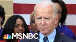 Joe Biden, Bernie Sanders Cancel Rallies Amid Coronavirus Concerns   MTP Daily   MSNBC 5