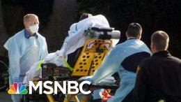 Second Death From Coronavirus Reported In U.S. | Morning Joe | MSNBC 4