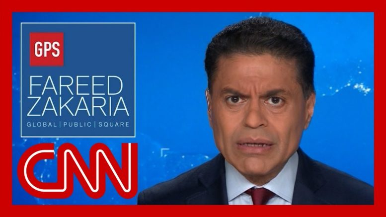 Fareed Zakaria: Crisis brings out the worst in Trump 1