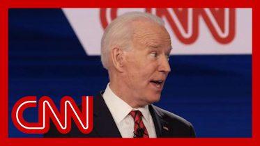 Joe Biden: What's a revolution going to do? 6