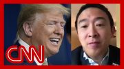 See Andrew Yang's reaction to plan to send Americans checks 2