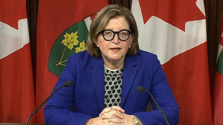 Ontario confirms 32 new COVID-19 in region, cannot rule out community transmission 1