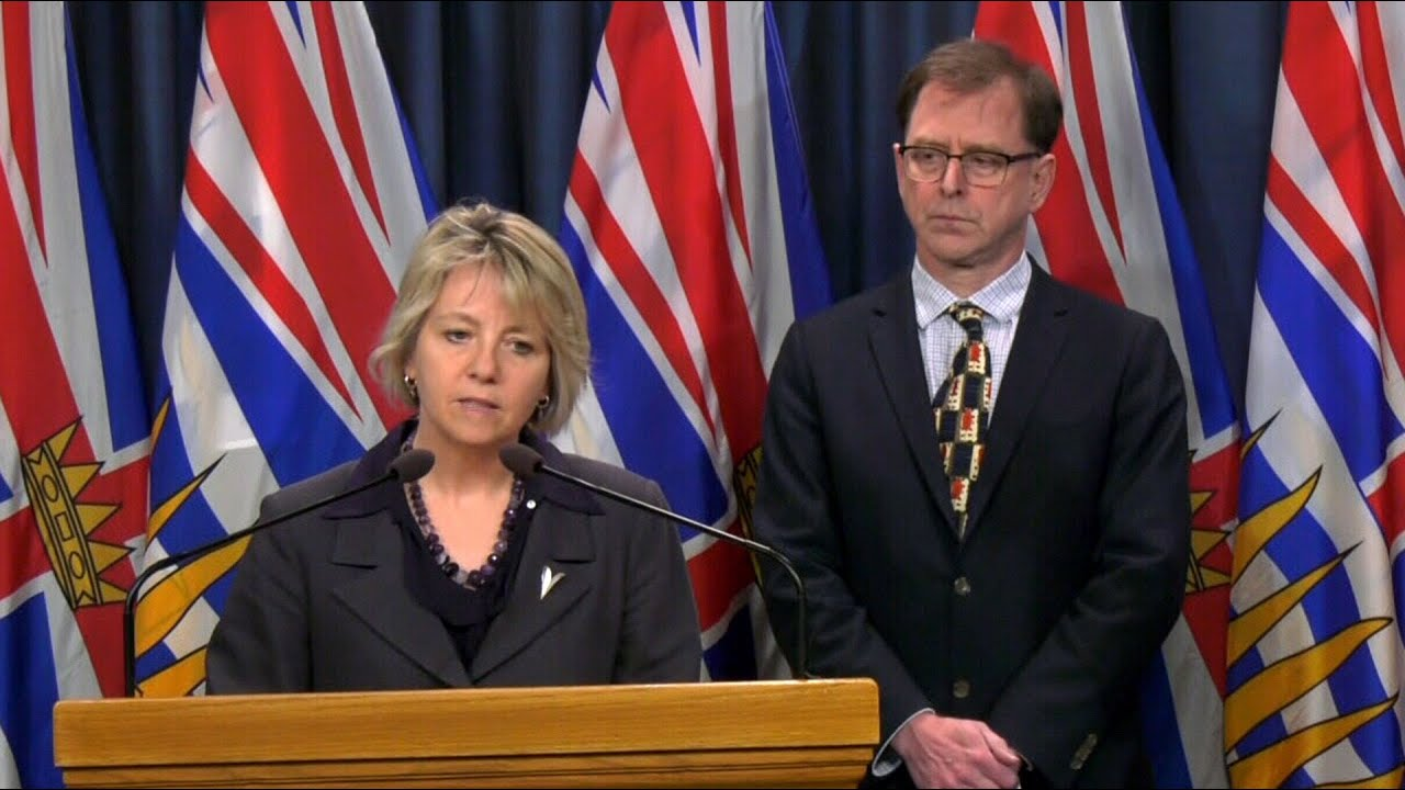 Three more people die of COVID-19 in B.C. as province surges to 186 confirmed cases 4