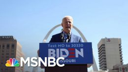 Joe Biden Wins In Missouri, NBC News Projects | MSNBC 8