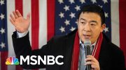 Andrew Yang Endorses Joe Biden As Biden Primary Wins Mount | MSNBC 4