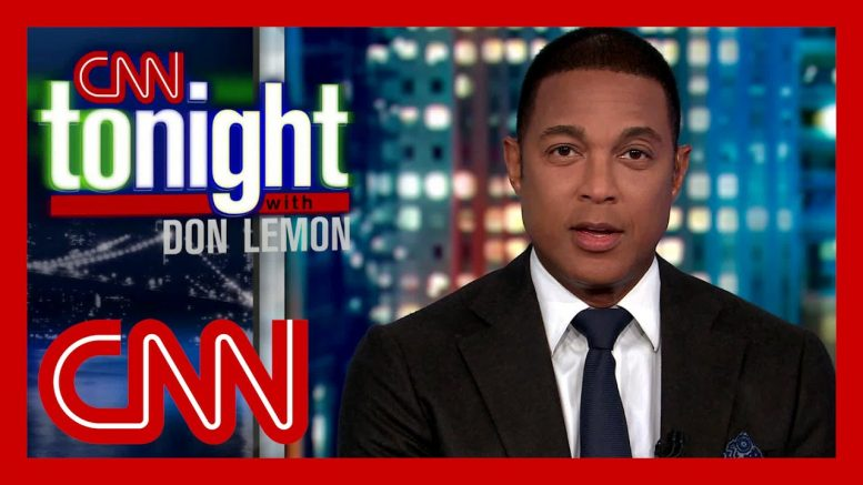 Don Lemon says Trump is gaslighting you and rolls the tape 1