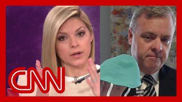 Hospital's mask-making method amazes CNN's Kate Bolduan 6