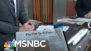 Is The New York Times' Success Bad For Journalism? | Morning Joe | MSNBC 2