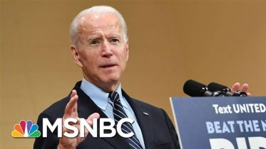 With Biden's Big Wins, What's Next For Sanders? - Day That Was | MSNBC 10