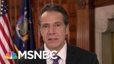Gov. Andrew Cuomo Explains How Containment Area Will Work | Morning Joe | MSNBC 6