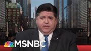 Ill. Gov. 'Extremely Disappointed' With Government Response | Morning Joe | MSNBC 4