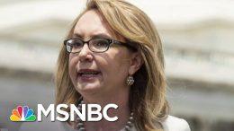 Frmr. Rep. Gabby Giffords To Endorse Biden | MSNBC 3
