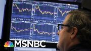 Markets Fall Again Over Coronavirus, Investors Watching Stimulus Efforts | Hallie Jackson | MSNBC 4