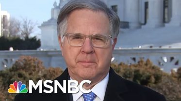 Supreme Court To Take Up Challenge To Obamacare In New Term   Hallie Jackson   MSNBC 6