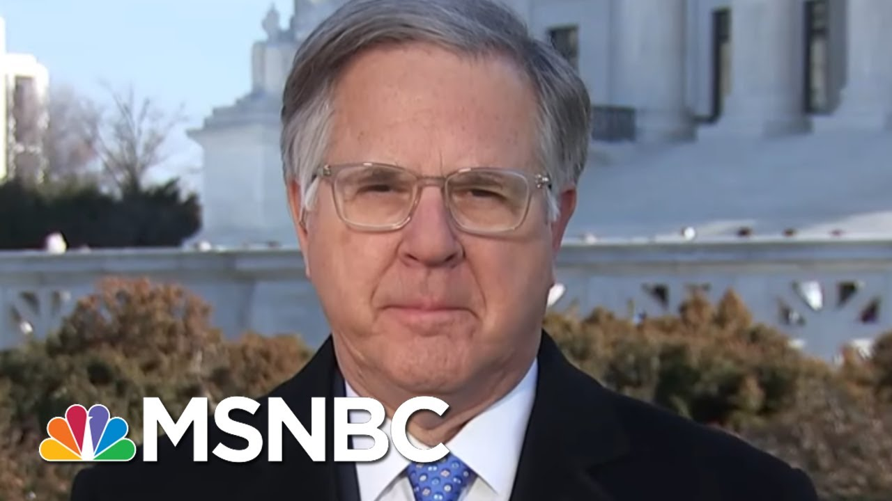 Supreme Court To Take Up Challenge To Obamacare In New Term   Hallie Jackson   MSNBC 8