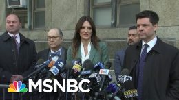 'Obnoxious' And 'Cowardly': Weinstein Attorney Reacts To 23-Year Sentence | MSNBC 3