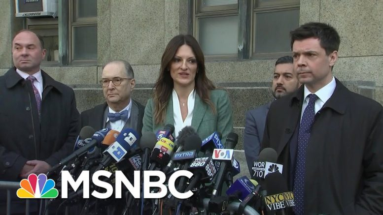 'Obnoxious' And 'Cowardly': Weinstein Attorney Reacts To 23-Year Sentence | MSNBC 1