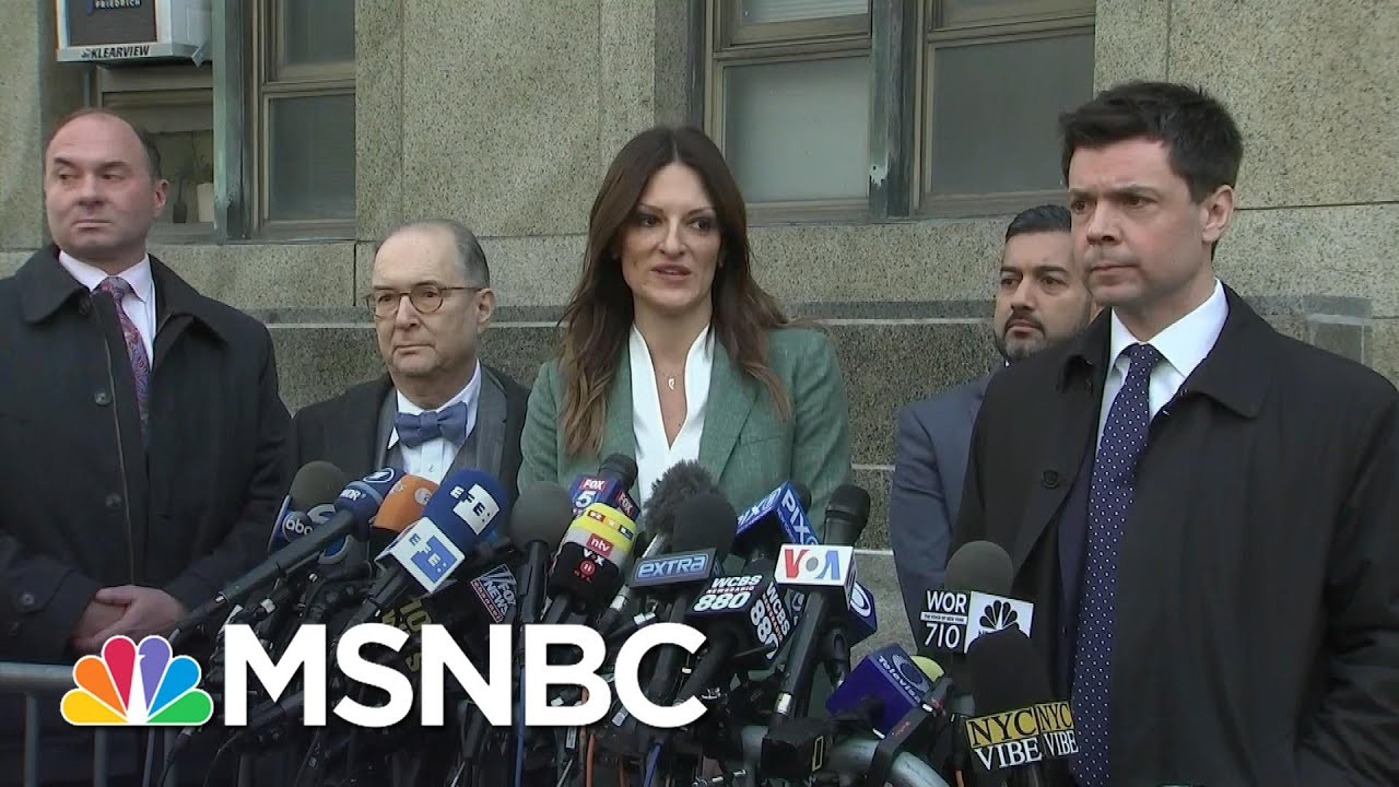 'Obnoxious' And 'Cowardly': Weinstein Attorney Reacts To 23-Year Sentence   MSNBC 4