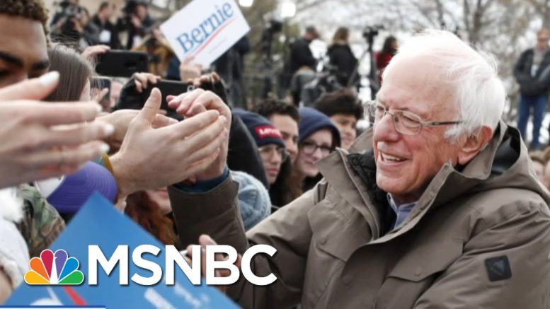 Pressure Grows For Democratic Nominee To Choose A Female Running Mate   Andrea Mitchell   MSNBC 1