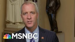 Rep. Sean Patrick Maloney: What's Missing Is Leadership | Deadline | MSNBC 7