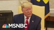 Trump: We've Asked Pharmaceutical Companies To 'Accelerate' Coronavirus Vaccine | MSNBC 4