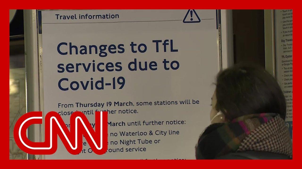 Londoner: It's like being in a zombie film 8