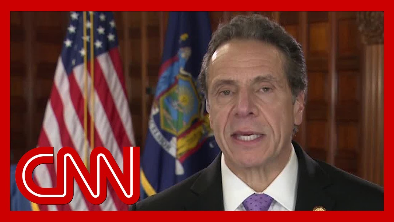 Gov. Cuomo: This is the best thing we can do to slow the spread of the virus 7