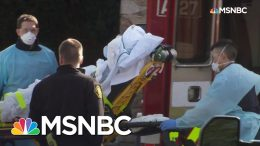Coronavirus May Have Been Circulating In U.S. Undetected For Six Weeks | Andrea Mitchell | MSNBC 1