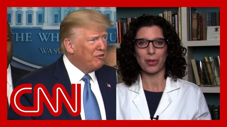 Physician on Trump's request: It's really impossible 1