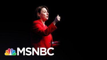 Klobuchar To End Campaign, Endorse Biden | MSNBC 6