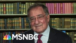 Panetta: Sanders Isn't A Democrat, He's More Of A Divider | Andrea Mitchell | MSNBC 6