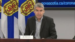 Nova Scotia declares a state of emergency over COVID-19 7