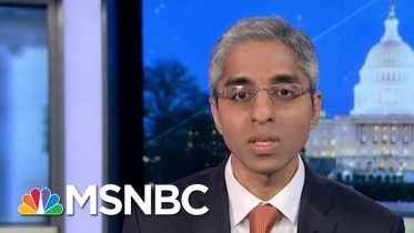 Fmr. Surgeon General: Social Distancing 'So Essential Right Now' | MTP Daily | MSNBC 6