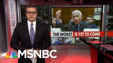 Chris Hayes On How The U.S. Is On Italy's Coronavirus Trajectory | All In | MSNBC 6
