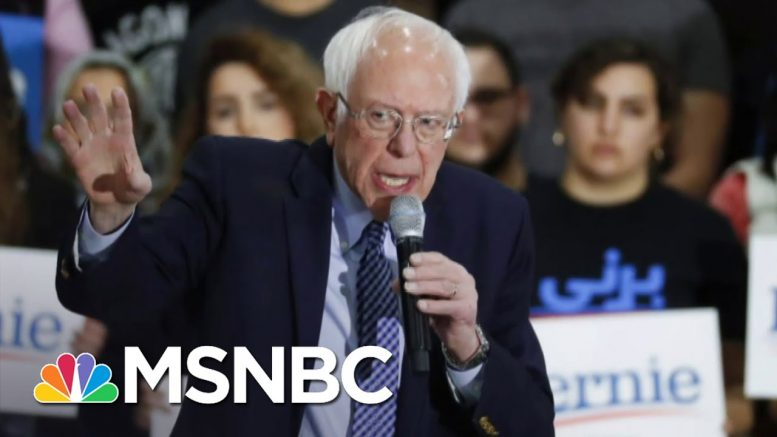 The Democratic Primary Isn't Over - Yet. | The Last Word | MSNBC 1