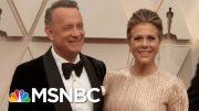 Coronavirus Update: Europe Travel Ban, Tom Hanks, NBA Suspends Games - Day That Was | MSNBC 3