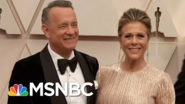Coronavirus Update: Europe Travel Ban, Tom Hanks, NBA Suspends Games - Day That Was | MSNBC 1